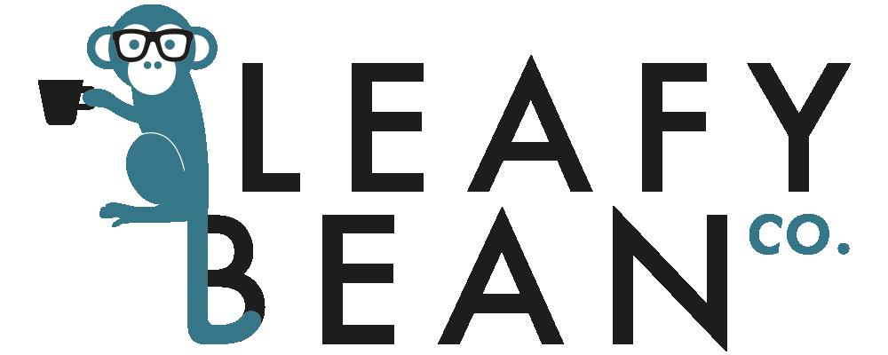 leafy bean logo
